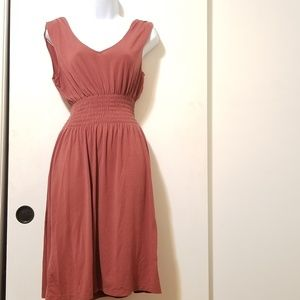 Mossimo V Neck Dress